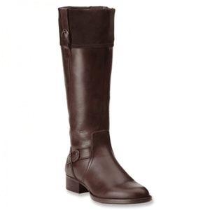 VNTG 🍁Ariat - Womens York Dress Boot - Burlywood